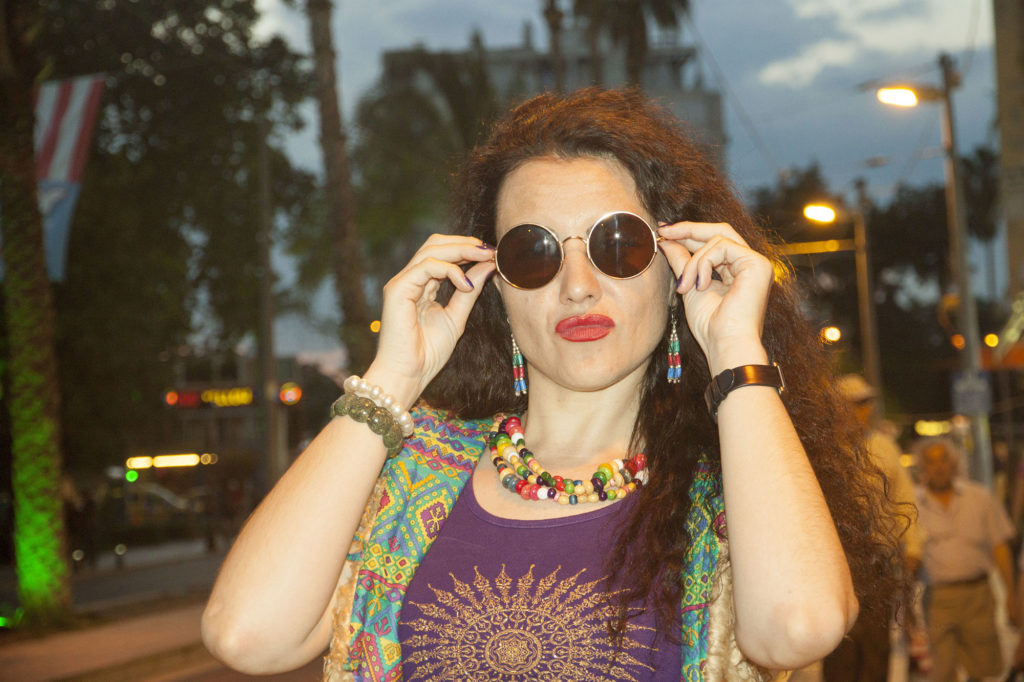Фото автора блога Бумагомарака Нади Бойковой