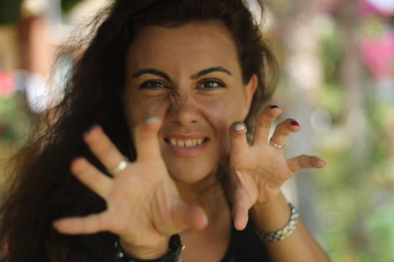 Фото: автор блога Бумагомарака Надя Бойкова